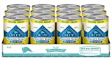 Blue Buffalo Homestyle Recipe Natural Adult Healthy Weight Wet Dog Food, Chicken 12.5-oz can (Pack of 12)