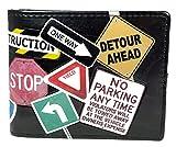 Shagwear - Monederos para Mujeres jóvenes diseños: (Señales de transito/Street Signs)