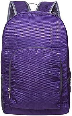 Maras Dream 2018 Foldable Light Backpack Travel Backpacking Bag Portable Zipper Nylon Back Pack Women Men