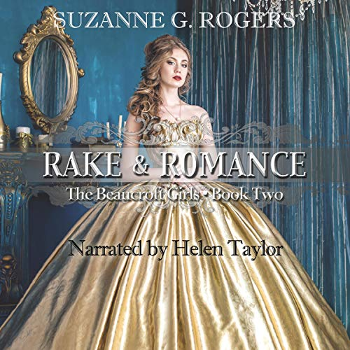 Rake & Romance audiobook cover art