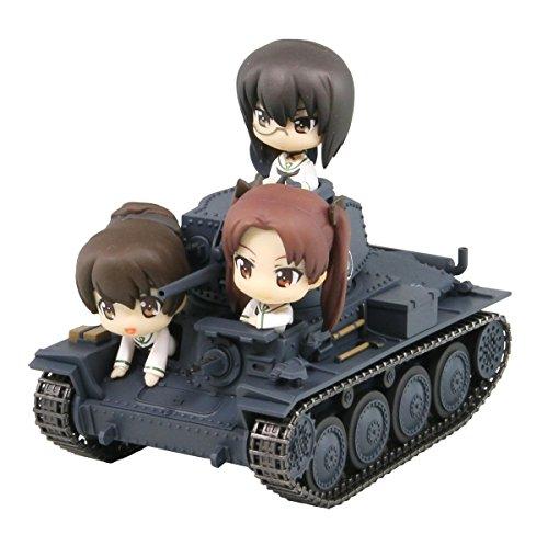 ぺあどっと ガールズ&パンツァー 38t 戦車B/C型 エンディングVer.全国大会時 ノンスケール 全長約82mm 塗装...