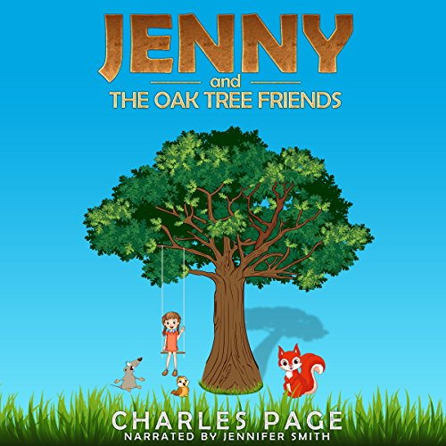Jenny and the Oak Tree Friends audiobook cover art