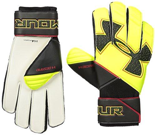 Under Armour Herren UA Challenge Adult Handschuhe, High-Vis Yellow, 7