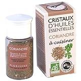 Les Encens Du Monde - Cristaux d'huiles essentielles coriandre - 10 g