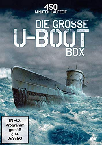 Die große U-Boot Weltkriegs-Box (2 DVD Modular)