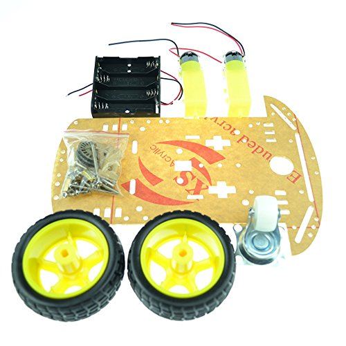 Amazon.com - 2WD Smart Robot Chassis Kit