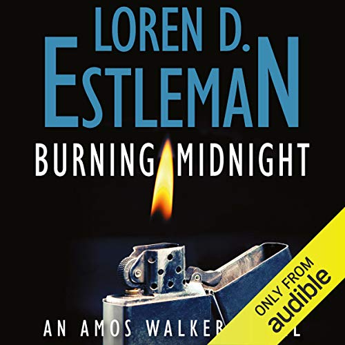 Burning Midnight cover art