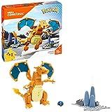 Mattel - Mega Construx Pokemon figura Charizard juguete niños + 6 años ( DYR77)