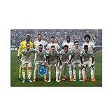 nr Olympique de Marseille leinwand gemälde Poster und