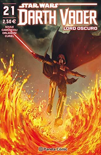 Star Wars Darth Vader Lord Oscuro nº 21/25 (Star Wars: Cómics Grapa Marvel)