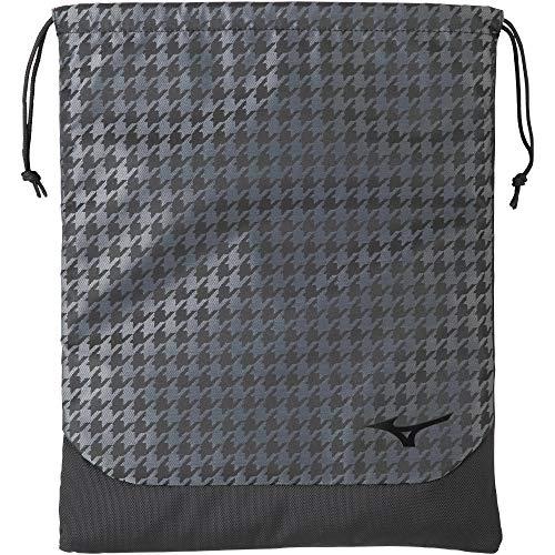 MIZUNO(ミズノ) ゴルフ シューズ袋 メンズ 1足入れ 33×41cm チドリ 5LJS200200