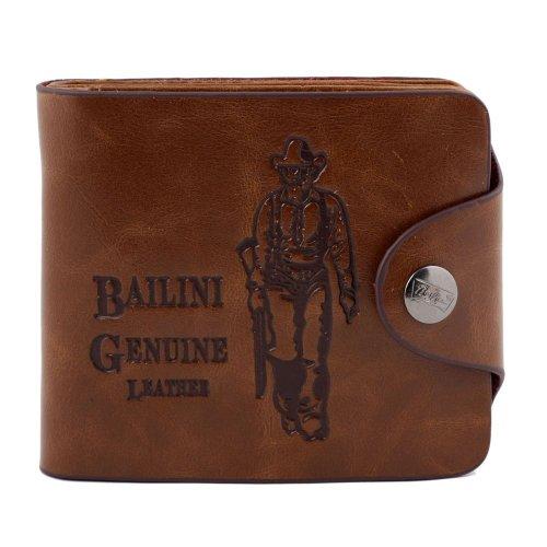 tough wallets Men's Leather wallet