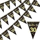 Jiahuade Geburtstag Deko 30 Mann,30.Geburtstag