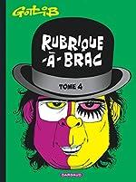 Rubrique-à-Brac - Tome 4 - Rubrique-à-Brac (4) de Gotlib Marcel