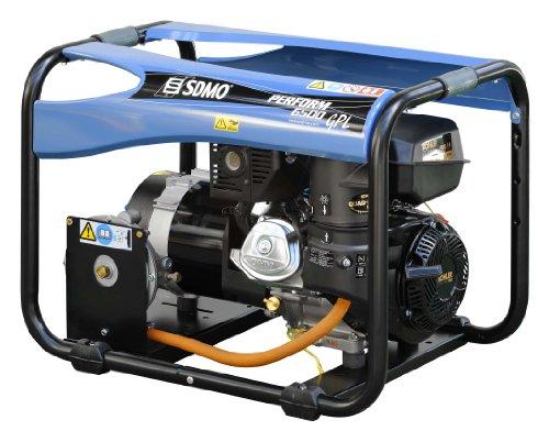 PERFORM 6500 GAZ SDMO Stromerzeuger 5,8 kW