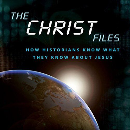 The Christ Files audiobook cover art