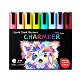 Best Chalk Markers - Pastel Liquid Chalk Markers (8-Pack) Erasable, Chisel Tip Review