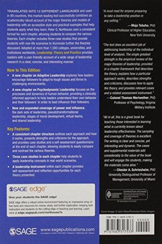 BUNDLE: Northouse: Leadership 7e + Northouse: Leadership 7e Interactive Ebook