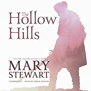 The Hollow Hills audiobook cover art