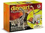 Geoworld Dinoart Brachiosaurus Painting Kit from Geoworld Products - Toys
