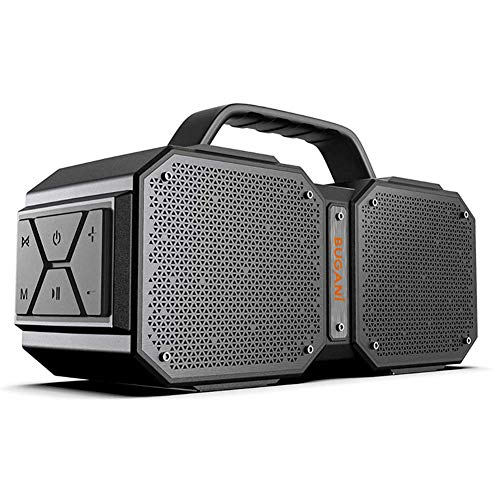 Our #6 Pick is the Bugani M83 Bluetooth Speaker