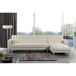 Velago Attalens Sectional Sleeper Sofa 11