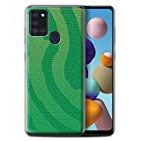 Phone Case for Samsung Galaxy A21s 2020 Reptile Skin Effect