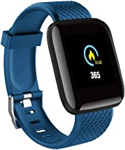 Shaarq D13 Intelligent Bracelet,IP67 Waterproof Fitness Tracker Smart Watch with Color Screen & Heart Rate Monitor