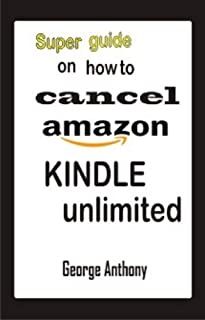 Cancel Amazon Kindle Unlimited Subscription: How to cancel kindle unlimited subscription, how to cancel Amazon prime membe...