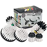 Drill Brush – Ultimate Car Wash Kit - Cleaning Supplies – Car Carpet - Truck Accessories - Wheel Brush -...