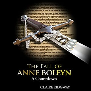 The Fall of Anne Boleyn cover art