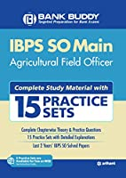 15 Practice Sets IBPS SO Main Agricultural Field Officer 2019 (Old edition)