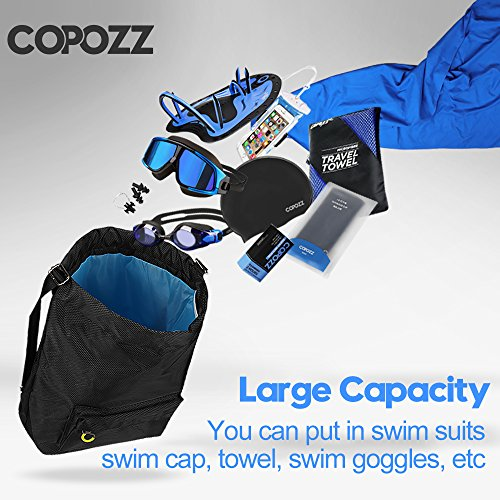 COPOZZ Waterproof Gym Swimming Bag