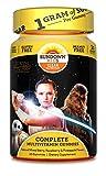 Sundown Kids Star Wars Complete Multivitamin, 60 Count, Packaging may vary