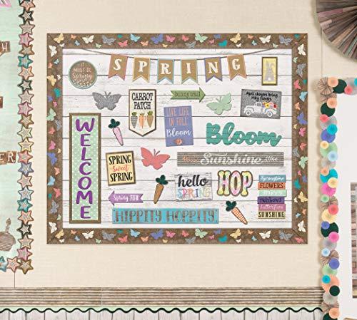 Teacher Created Resources Home Sweet Classroom Spring Mini Bulletin Board Photo #4