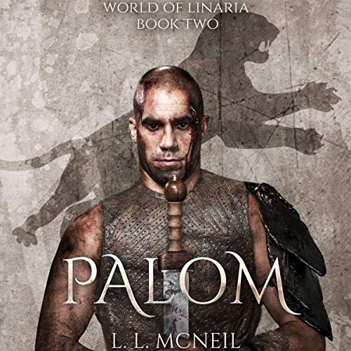 Palom audiobook cover art