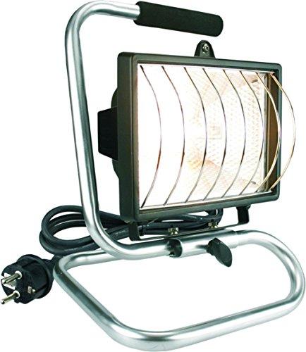 Elro Smartwares HL400SA Lampada da Lavoro – 400 W – 8850 lm – Cavo di 1,5 Metri