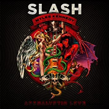 Apocalyptic Love (feat. Myles Kennedy and The Conspirators) [Deluxe]