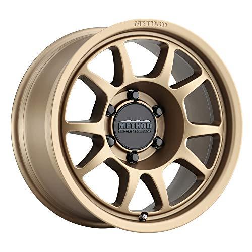 Method Race Wheels 702 Method Bronze 17x8.5