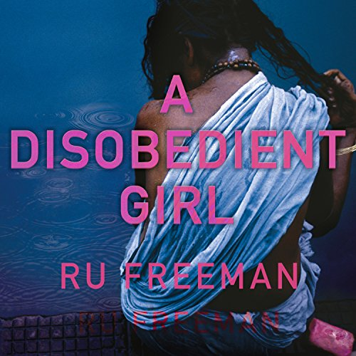 A Disobedient Girl audiobook cover art