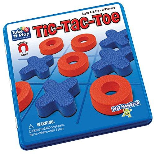 Take 'N' Play Anywhere – Tic-Tac-Toe