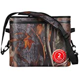 CBRSPORTS Soft Cooler Bag Portable Large Beach Cooler 20L Insulated Leak & Waterproof High Ice Retention Pack Cooler for Car, Camping, Fishing, Floating, Hiking, Sports, Party, Picnic (Camouflage)