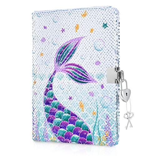 WERNNSAI -   Pailletten Notebook