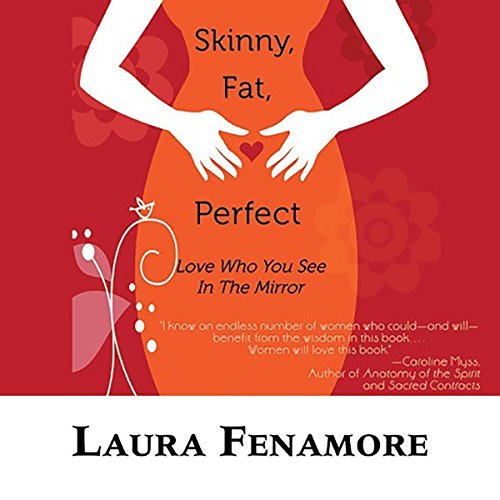 Skinny, Fat, Perfect audiobook cover art