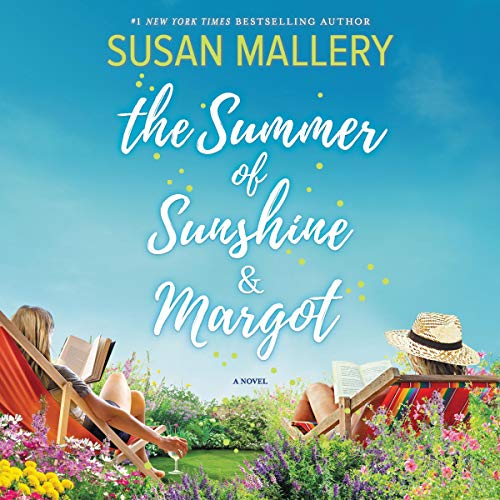 The Summer of Sunshine and Margot audiobook cover art