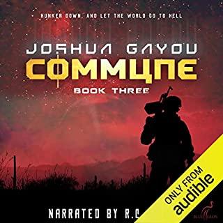 Commune: Book Three audiobook cover art