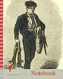 Notebook: Espana Hunter Hunt 19th Century