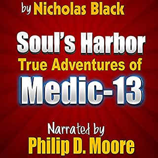 Soul's Harbor audiobook cover art