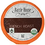Barrie House French Roast Single Cup Capsule, 24 Count
