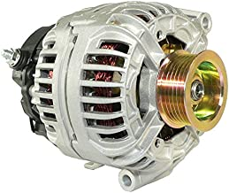 DB Electrical ABO0066 New Alternator For Chevrolet 3.1L 3.1 Malibu 03 2003 / 3.4L 3.4 Impala Monte Carlo 04 05 2004 2005 / Grand Am 0-124-415-033 6-004-MA5-008 6-004-MA5-011 12520253 13770 13989